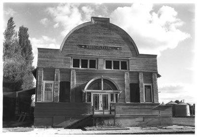 1984 Front Elevation of Roosevelt Hall