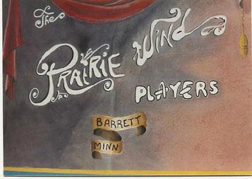Original Prairie Wind Players Logo